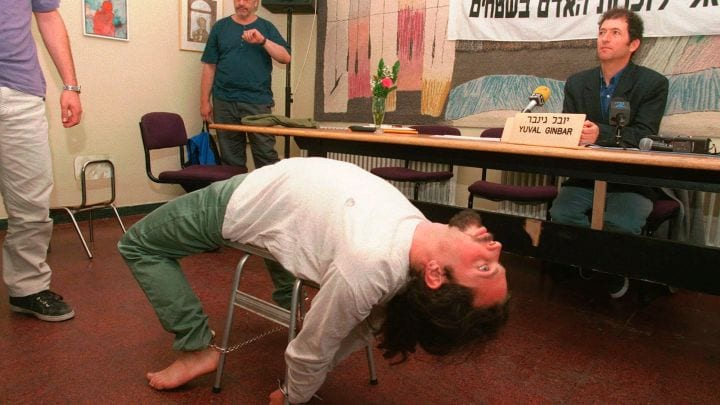 Torture, Israeli-style – as described by the interrogators themselves