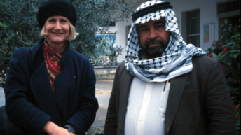 Flashback: 16 years ago, Alison Weir set off to Palestine as an independent reporter