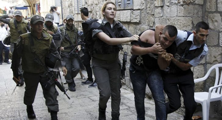 Israel abducted 590 Palestinians in January – 7,000 now in Israeli prisons