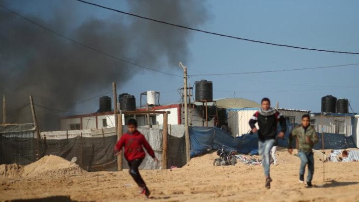Israel's escalating attacks on Gaza may be prelude to 'wide-scale' offensive