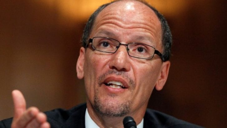 Israel partisans make Perez Democratic National Committee chair, defeat Keith Ellison