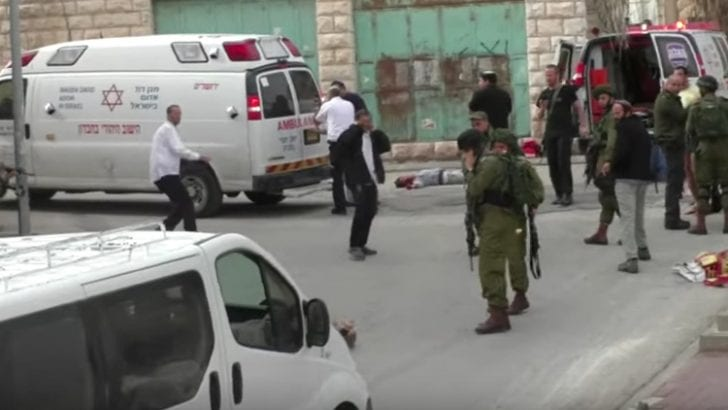 Palestinian children throwing stones got longer sentences than Israeli who killed unarmed man
