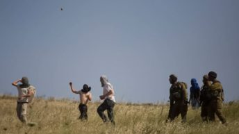 'The settlers love us when we shoot Arabs'