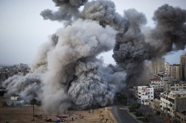 Flashback: NYT Reverses Time to Put Retaliation Before Attack in Gaza