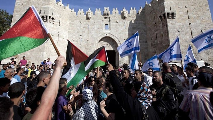 """Chas Freeman on """"Greater Israel"""" and the prospects for peace in the Middle East"""