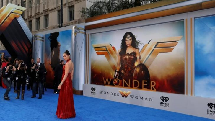 The wonder of imperial feminism, Or how Wonder Woman turned from a hero to a war crimes supporter.