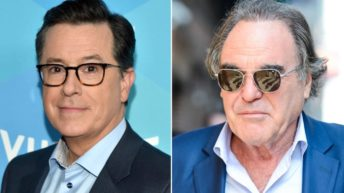 Blogosphere claims censorship of Israel remarks by Oliver Stone on Colbert