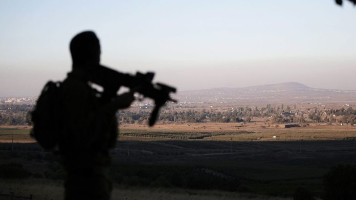 Ha'aretz: Israel Reportedly Providing Direct Aid, Funding to Syrian Rebels