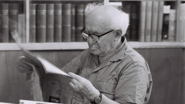 Ha'aretz: Ben-Gurion in 1951: Only Death Penalty Will Deter Jews From Gratuitous Killing of Arabs