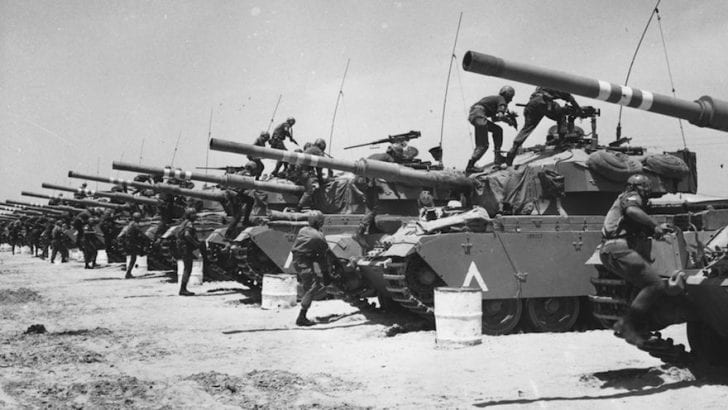 Who Started the Six Day War of June 1967?