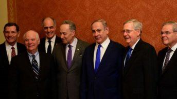 "U.S. Senate Marks 50th Anniversary of Jerusalem ""Reunification"""