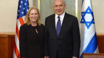 Senate bill would elevate role of anti-Semitism envoy