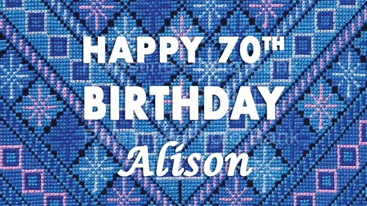 Alison Weir's 70th Birthday Tribute: Part 2