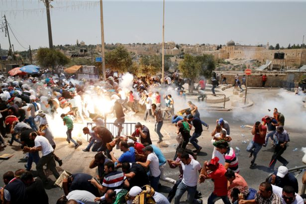 Arab Daily News: Violence in Israel defined by hypocrisy and race