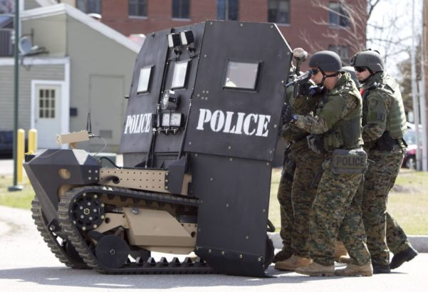 The Unz Review: America's Militarized Police – Made in Israel?