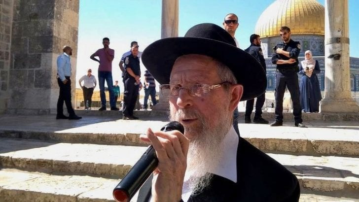 EI: These are the Israeli leaders who want to destroy al-Aqsa