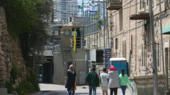Ha'aretz: U.S. Rabbis Get Close-up Look at Occupation in the West Bank – Not a Pretty Sight