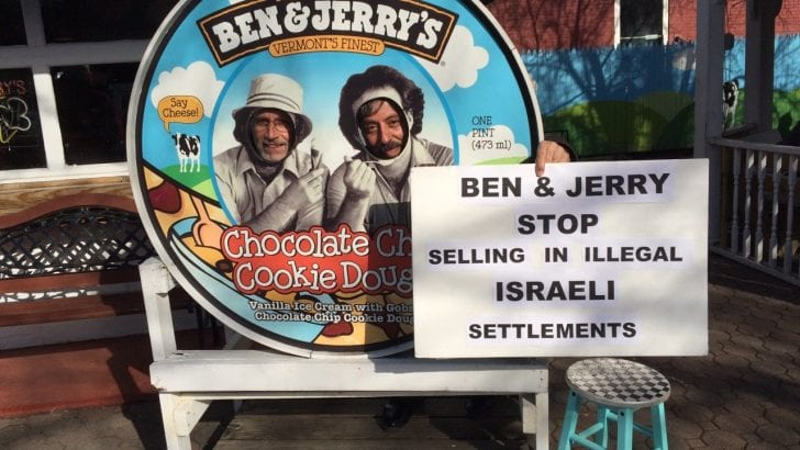 MoveOn promotes Ben & Jerry's despite diverse social justice campaigns against the ice cream maker