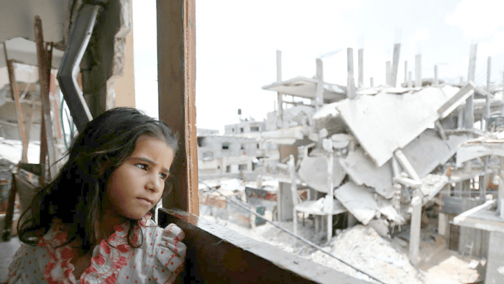FAIR: Attacks in Israel make headlines while Gaza's humanitarian crisis ignored
