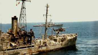 Israeli documents on USS Liberty: 'Americans have findings showing our pilots were aware the ship was American'