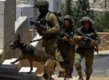 Israeli Army Invades Homes In Hebron, Confiscates Cash