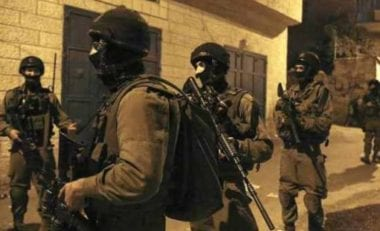 Army abducts 13 Palestinians, confiscates 2 cars, impedes farmers and government workers