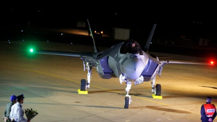 62% of Americans Oppose Giving F-35 Jets to Israel