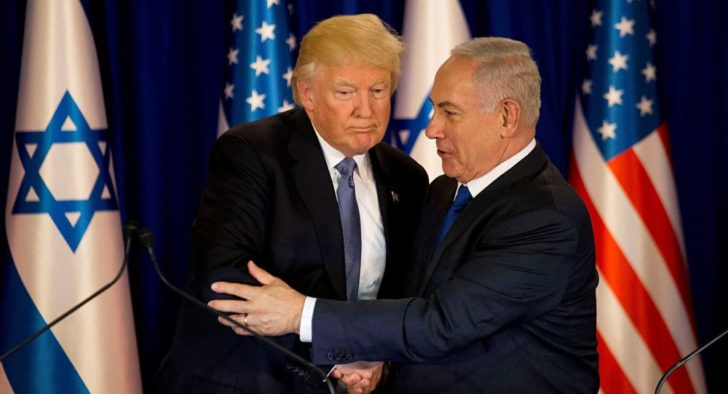 Netanyahu & Israel lobby lead Trump to war with Iran on behalf of Israel