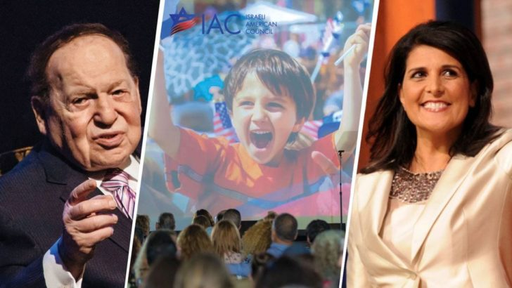 Ha'aretz: Adelson-funded Israel lobby group IAC could soon rival AIPAC