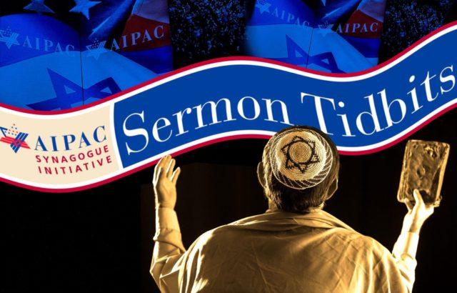 The Forward: Did AIPAC Secretly Write Your Rabbi's Sermon?