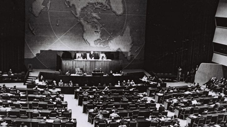 The Real Story of How Israel Was Created (It wasn't the UN)