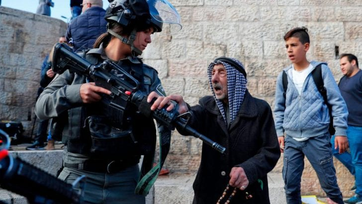 Israeli military kills five Palestinians, injures 1,778 since Monday