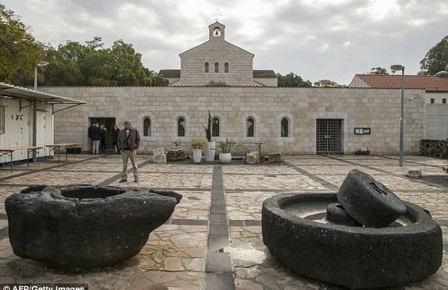 Israeli  jailed for arson attack on Church of the Multiplication