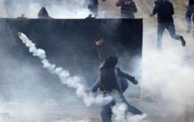 Army Injures Dozens Of Schoolchildren In Deir Nitham