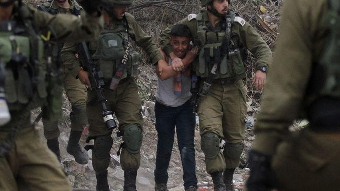 West Bank School Attacked by Israeli Army during Midterm Exams