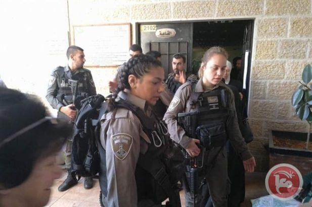 Israeli forces shut down event honoring Palestinian teachers in East Jerusalem