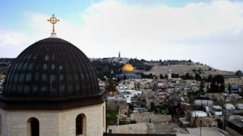 Israel imposes taxes on church, UN properties in Jerusalem