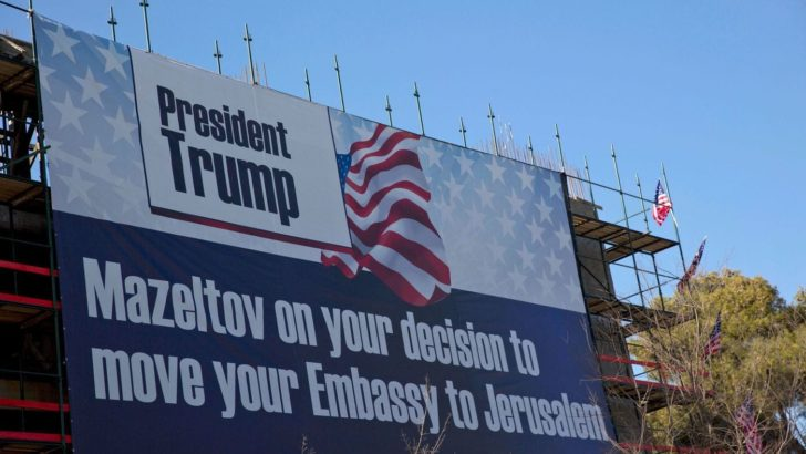 US Embassy move to Jerusalem is being fast-tracked, Adelson offers funding