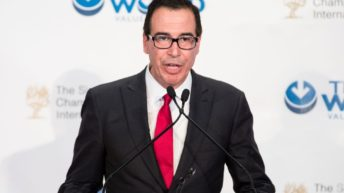 Pro-Israel Lobbying Movement Led by Steve Mnuchin and Caitlyn Jenner Hits the Plaza