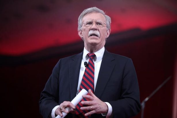 Bolton Means Another War for Israel is Coming