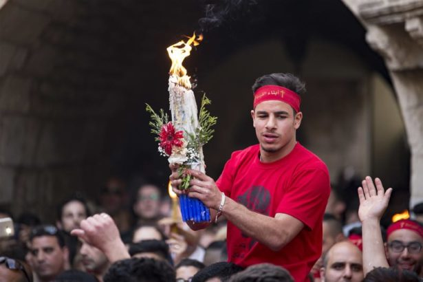 Israel bars Gaza Christians from Easter worship