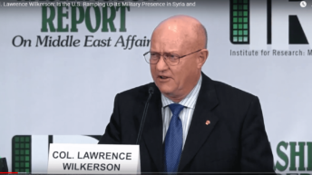 Israel is trying to 'suck America into' Iranian war that could lead to world war — Lawrence Wilkerson