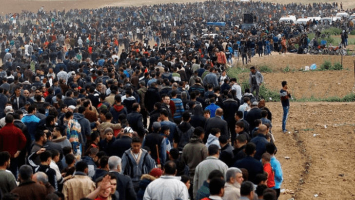 Facts & latest news on Gaza Great March of Return (periodically updated)