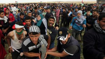 Gaza fact sheet about why Palestinians are marching