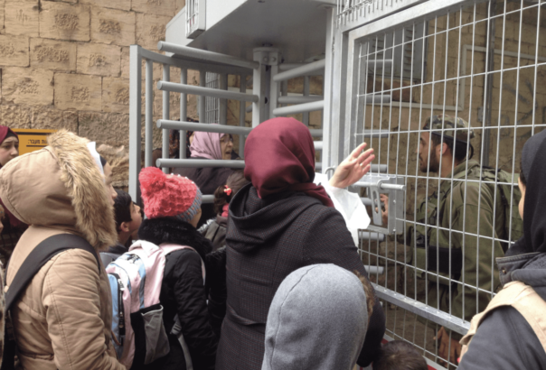 The humanitarian impact of Israeli settlements in Hebron city