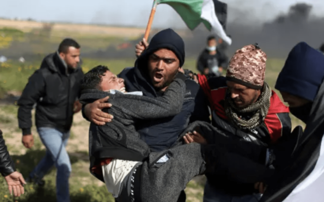 Two Palestinians Killed in Weekend Clashes With Israeli Army