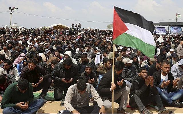 Gaza March Massacre draws a wide range of reactions