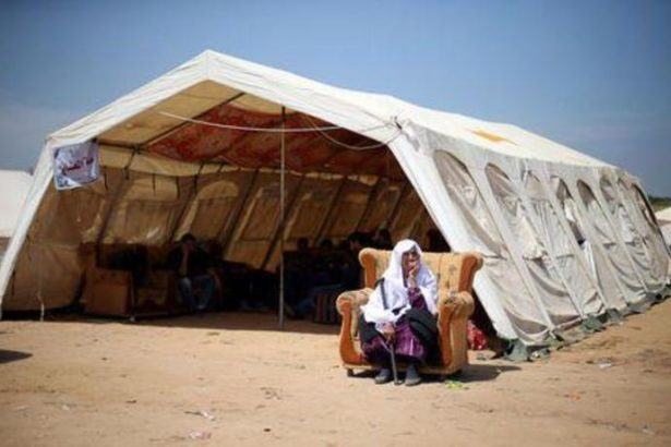 "Join the ""Tent Campaign"" for solidarity with Gaza and truth-sharing"