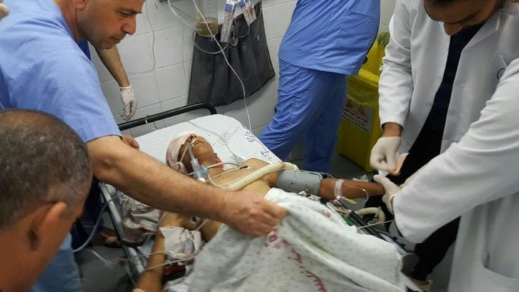 Israeli forces shoot deaf child in head in Gaza, Israel will not investigate deaths