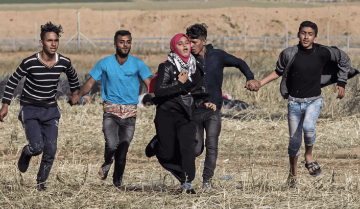 Debunking Israel's Talking Points on Deadly Gaza Protests